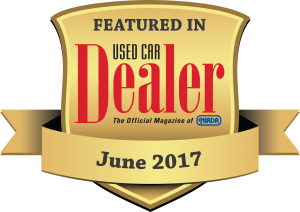 FEATURED IN Used Car Dealer 1