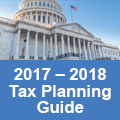 2017 – 2018 Tax Planning Guide