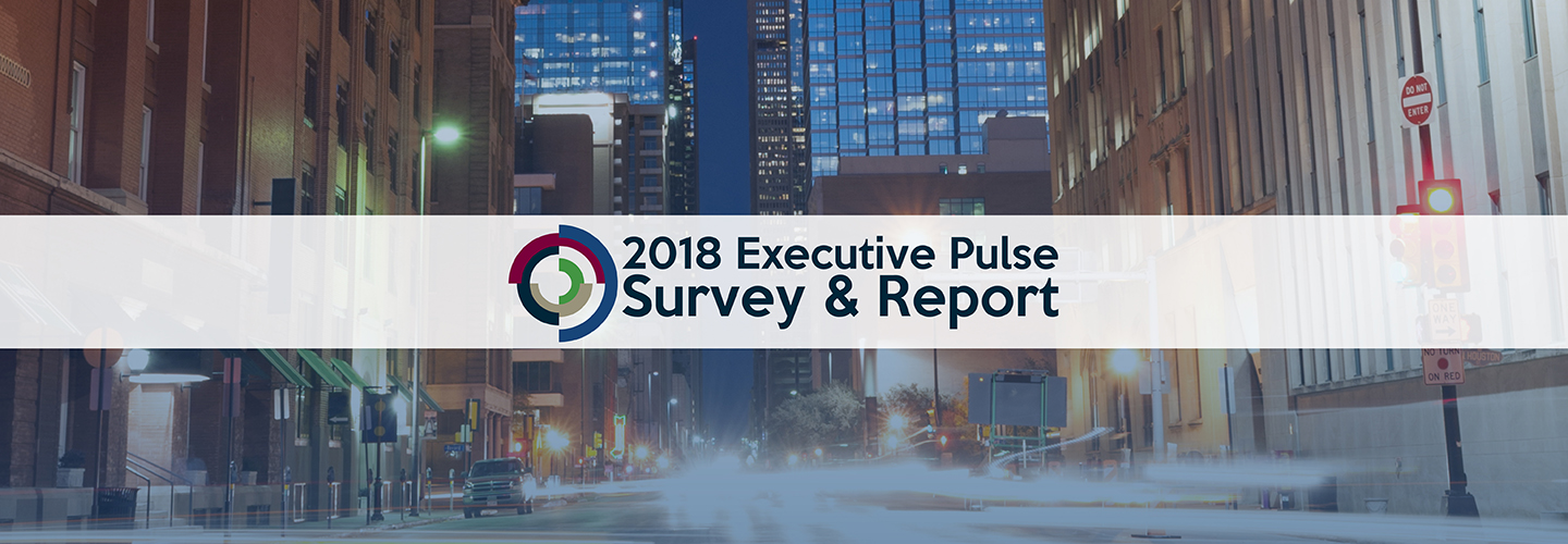 2018 Executive Pulse Survey Report