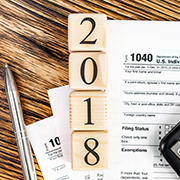 2018 Income Tax Withholdings: Too Much, Too Little or Just Right?