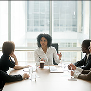 Women in Business: Who's the Boss?