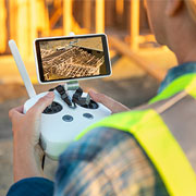 Drones Fly High in the Construction Business