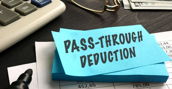 10 facts about the pass-through deduction for qualified business income